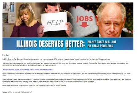 Illinois Deserves Better